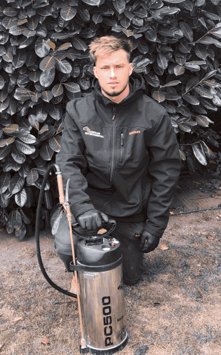 Connor | Axhomle Pest Control Services